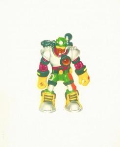 """Philip Carpenter: """"Robot"""""""